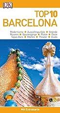 Top 10 Reiseführer Barcelona: mit Extrakarte und kulinarischem Sprachführer zum Herausnehmen