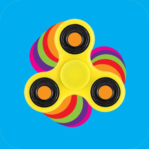 Fidget Tappy Spinner -