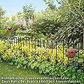 Pötschke Ambiente Gartenzaun Basic, 3er-Set von Pötschke Ambiente bei Du und dein Garten