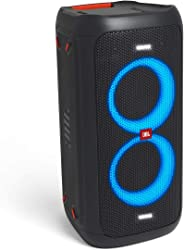 JBL Partybox 100 High Power Portable Wireless Bluetooth Audio System with Battery - Black
