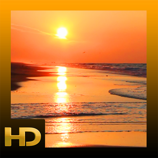 Ocean Sunset HD - Relax Unwind..