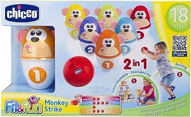 Chicco 5228 - Fit&Fun Gioco, Monkey Strike