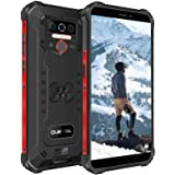 OUKITEL WP5 Móvil Libre Resistente, Android 10.0, 4+32GB Impermeable IP68 Rugged Smartphone, 8000mAh Batería 5.5'' HD+ (Goril