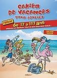 Cahier de vacances pour adultes - L'officiel 2020