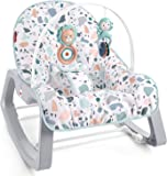 Fisher Price Infant to Toddler Rocker Pacific Pebble