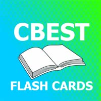 CBEST Flashcards 2018 Ed