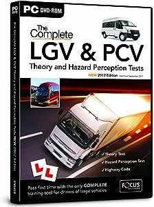 Lgv theory test book amazon