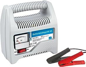 Cartrend 7740004 Batterieladegerät 4 Ampere