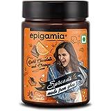Epigamia Spreads Dark Chocolate Orange, 250g