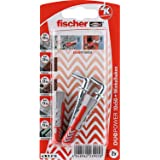 Fischer DUOPOWER 10x50 WH K (2) Art. 535220 Hoeveelheid: 1