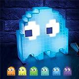 PAC-Man Ghost Nachtlicht LED Pixel Wars Bunte Tisch Schreibtisch Lampe Party Kinder Atmosphäre Lampara Eat Peas Light Weihnac