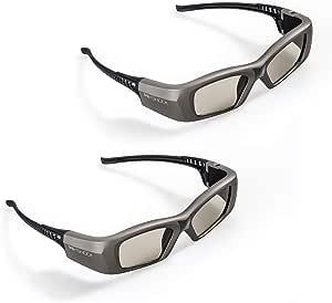 2x Hi Shock Bt Rf Pro Oxid Diamond 3d Brille Für 3d Tv Computer Zubehör