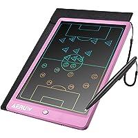 Tablette d'écriture LCD 10 Pouces, Ardoise Magique Tableau LCD Écriture Tablette Dessin électronique Doodle Pad Jouets…