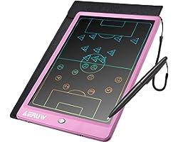 Tavoletta Grafica LCD Scrittura 10 Pollici, Elettronica Tavoletta Grafica Lavagna Portatile da Disegno con Penna per Bambini