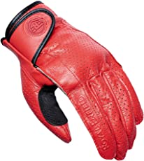 Royal Enfield Summer GLS16001 Gloves (Red, L)
