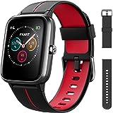 Smartwatch Uomo Donna, Orologio Fitness Regali Natale con GPS Integrato Touchscreen Impermeabile 5ATM Quadrante Personalizzat