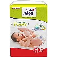 Little Angel Baby Diaper Pants, Medium - 40 Count (₹ 9.37 / Count)