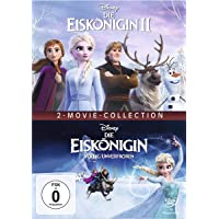 Die Eiskönigin - Völlig unverfroren / Die Eiskönigin 2 [2 DVDs]