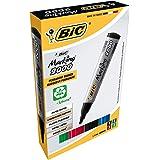 Bic Marking 2000 Ecolutions Marcatore Permanente Confezione 4 Marcatori Assortiti