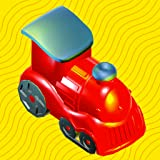 Build a Toy Railways - game for kid
