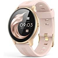"AGPTEK Smartwatch Donna Fitness Impermeabile IP68 Sport, Cardiofrequenzimetro da Polso Uomo con Touchscreen 1.3"", Smart…"