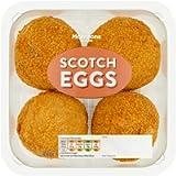 Morrisons Scotch Eggs, Pack of 4