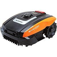 Yard Force Mähroboter MOW BEST 805 (Akkurasenmäher für Rasenflächen bis 250 m², Hinterradantrieb, zentrale…