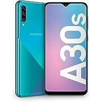 Samsung Galaxy A30s Dual SIM 64GB, Green, A307F - Smartphone