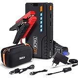 TACKLIFE T6 Booster Batterie - 800A 18000mAh Portable Jump Starter, Démarrage de Voiture ( Jusqu'à 7.0L Essence 5.5L…
