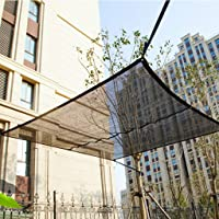 GAD® Shade Panel, Shade Fabric Sun Shade Cloth Taped Edge With Grommets Sun-Block Mesh Shade For Pergola Cover Canopy