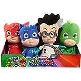 PJ Masks Peluches (Bandai 24523) : Amazon.es: Juguetes y juegos