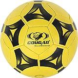 COUGAR Vogue Polypropylene Football, Size 5, (Yellow)