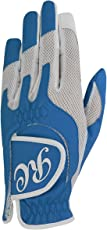 Ray Cook Golf Ladies Multi Fit Pair Gloves, Multi Fit, Cyan