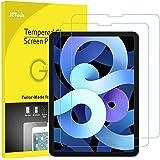 JETech Pellicola Protettiva Compatibile iPad Air 4 10,9 Pollici, iPad PRO 11 Pollici (Modello 2020 e 2018), Vetro Temperato,