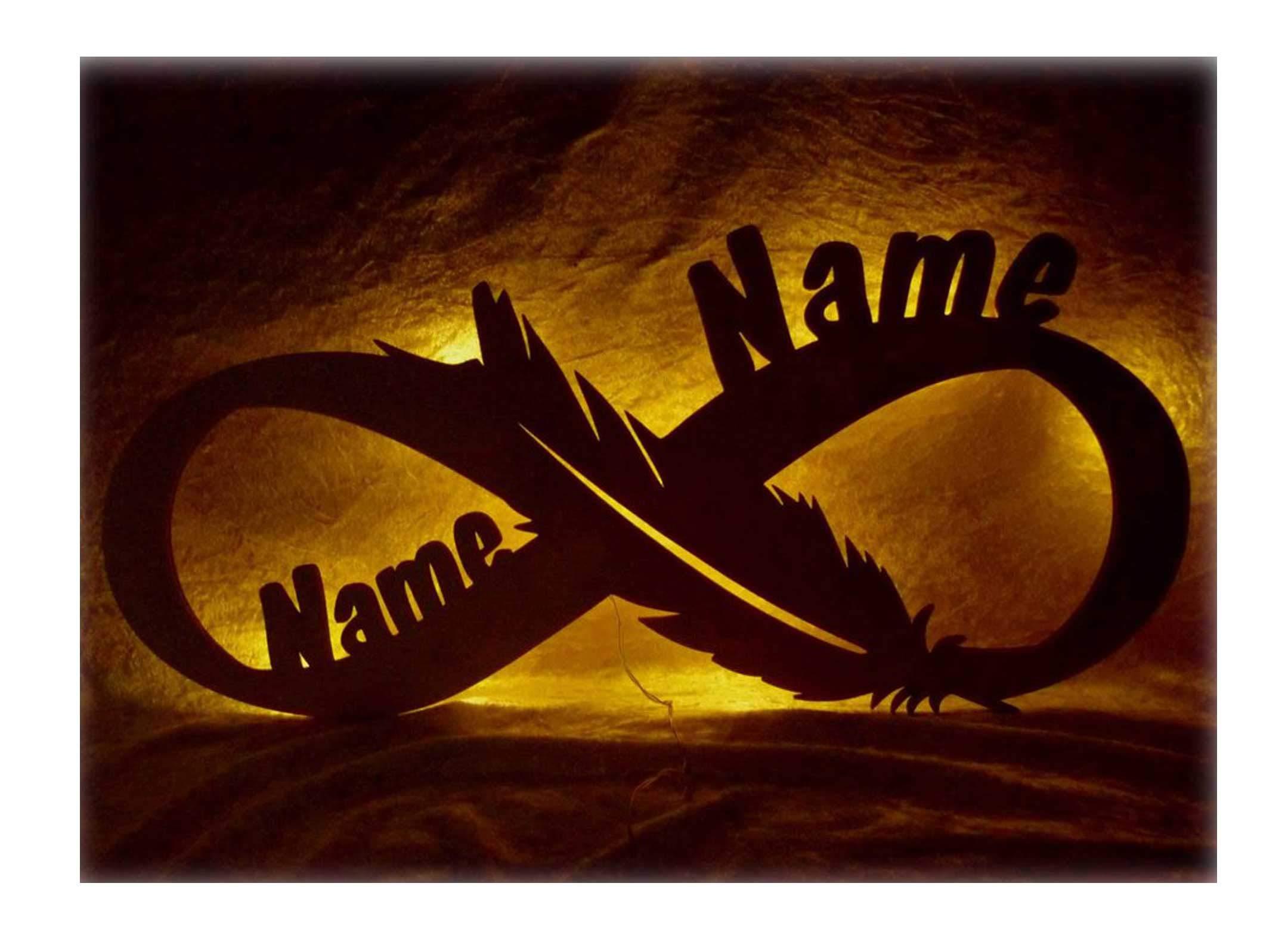 Deko Lampe Ich liebe Dich Unendlich Geschenk Geschenke zur Hochzeit Verlobung Geburtstagsgeschenk für Sie Ihn Paare Brautpaar die Freundin Freund Partner Mann Männer Frauen zum Geburtstag originell ausgefallen personalisiert 13