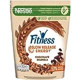Nestlé Fitness Cereali Integrali, con Cioccolato Granola, 300g