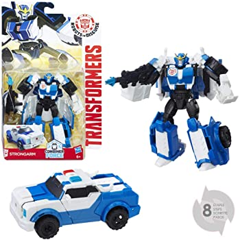 Transformers Robots in Disguise Warrior Class Steeljaw