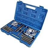 Iware 12 Pcs Bearing Splitter Gear Puller Fly Wheel Separator Set Workshop Tool Kit