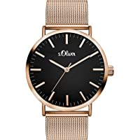 S.Oliver Damen Armbanduhr SO-3325-MQ