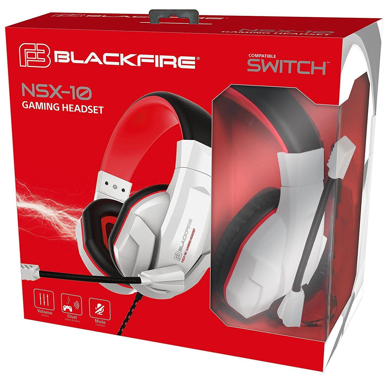 Ardistel – Blackfire Gaming Headset NSX-10 (Nintendo Switch)