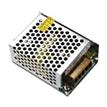 walmeck AC 220V to DC 12 2A 25W Adjustable Switch Power Supply Voltage Transformer for LED Strip Light