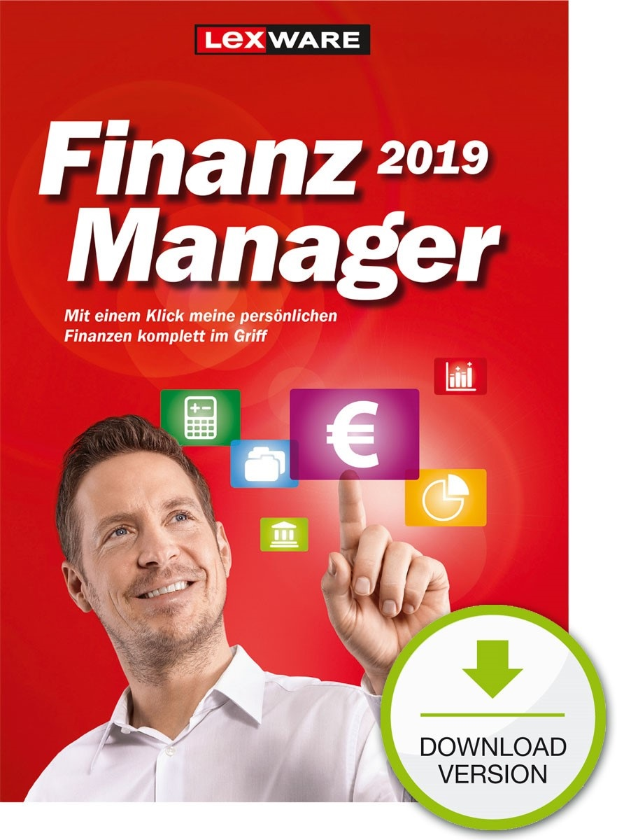 Lexware FinanzManager 2019 Download [Online Code]