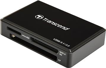 Transcend USB 3.1/3.0 Card Readers