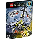 LEGO Bionicle - 70794 - Jeu De Construction - Le Crâne Scorpion