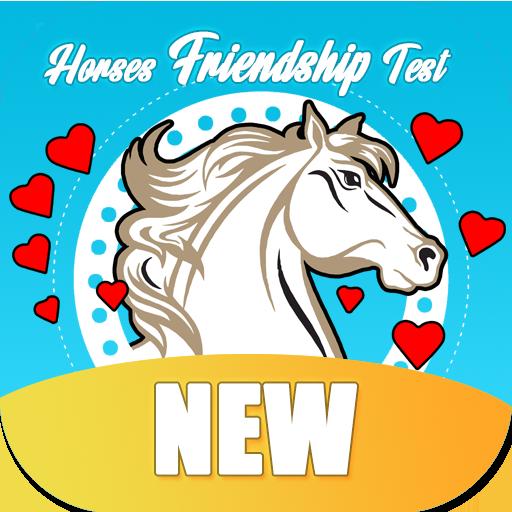 Horses Friendship Test - Bet (Tack Horse Bits)