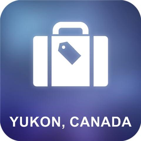 Yukon, Canada Offline Map - Yukon Navigazione