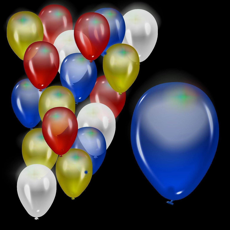 71JsMU1TEYL._SL1500_ Luxus Ballon Mit Led Licht Dekorationen