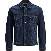JACK & JONES Giacca di Jeans Uomo