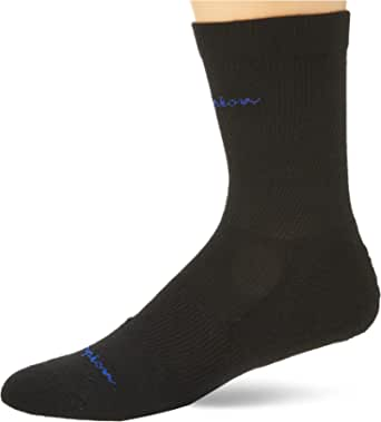 Champion Men's Mid Crew Compression Sport Socks