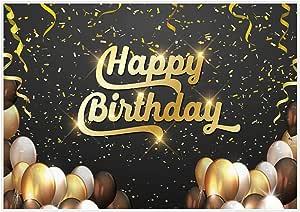Allenjoy Foto Hintergrund Happy First Birthday Kamera